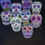Sugar Skulls for thee birthday girl