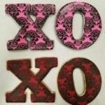 Large X & O