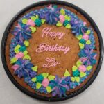 Bday Cookie Cake