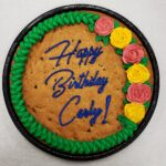 Bday cookie cake2