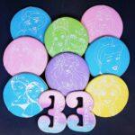 3rd Birthday Disney princesses