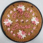 GCU cookie cake
