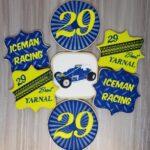 Racing Cookies