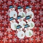snowman snowglobes