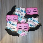 Baby Shower Lashes Staches