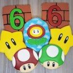 6th Birthday Mario