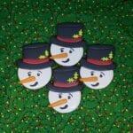 christmas snowmen hat