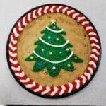cookie cake christmas