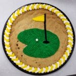 cookie cake golf