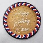 cookie cake rwb