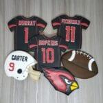 cardinals birthday theme