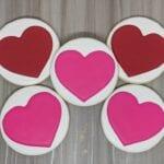 Circle hearts