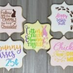 Easter plaques